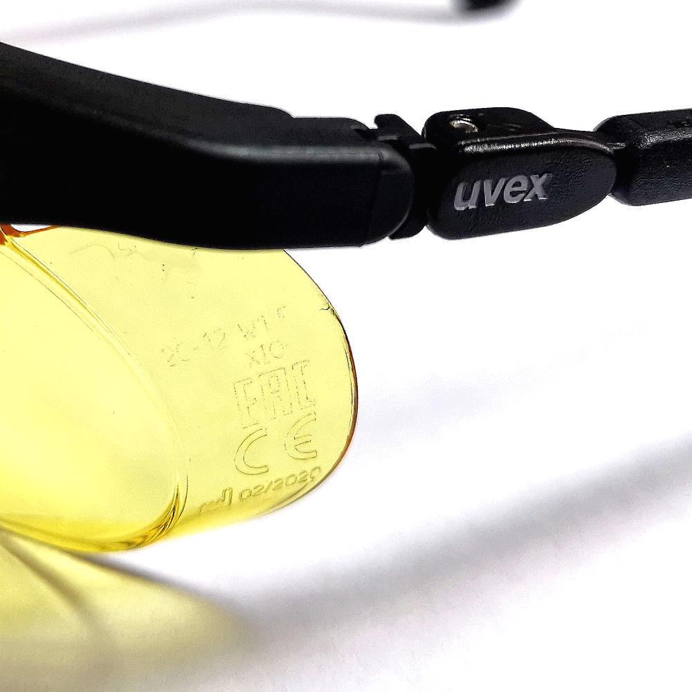 UVEX Skyper 9195020 okulary ochronne bok