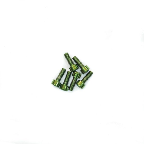 Stem bolts Green