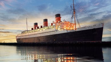 Photo of The Queen Mary(クイーンメリー号)