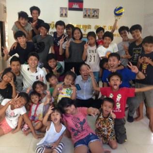 カンボジア 孤児院 (6)