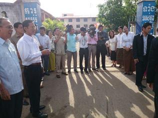 カンボジア 図書館 (6)