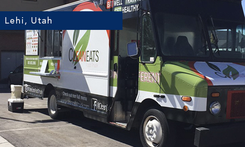 Lehi , Utah Clean eats Food Truck