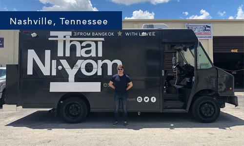 Thai Ni Yom Food Truck