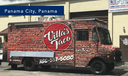 Villas Taco Food Truck