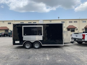 Tacos Concession Trailer