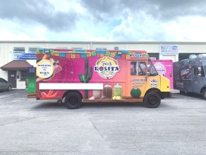 Mexican Food Truck by United Food Truck, the top food truck manufacturer