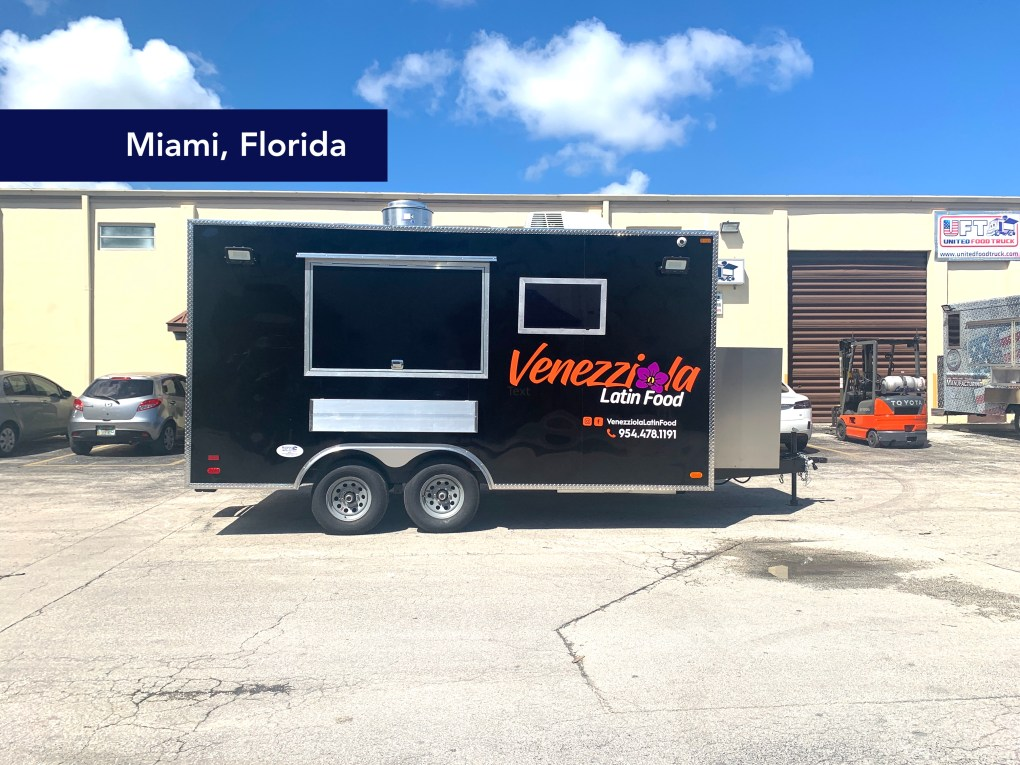 concession trailer Miami