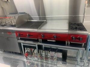 essential kitchen food truck