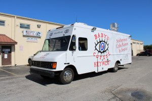 babys coffee key west food truck