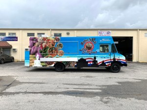 Food Truck bahn nork