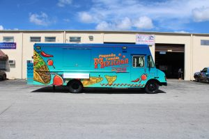 mexican food truck for sale