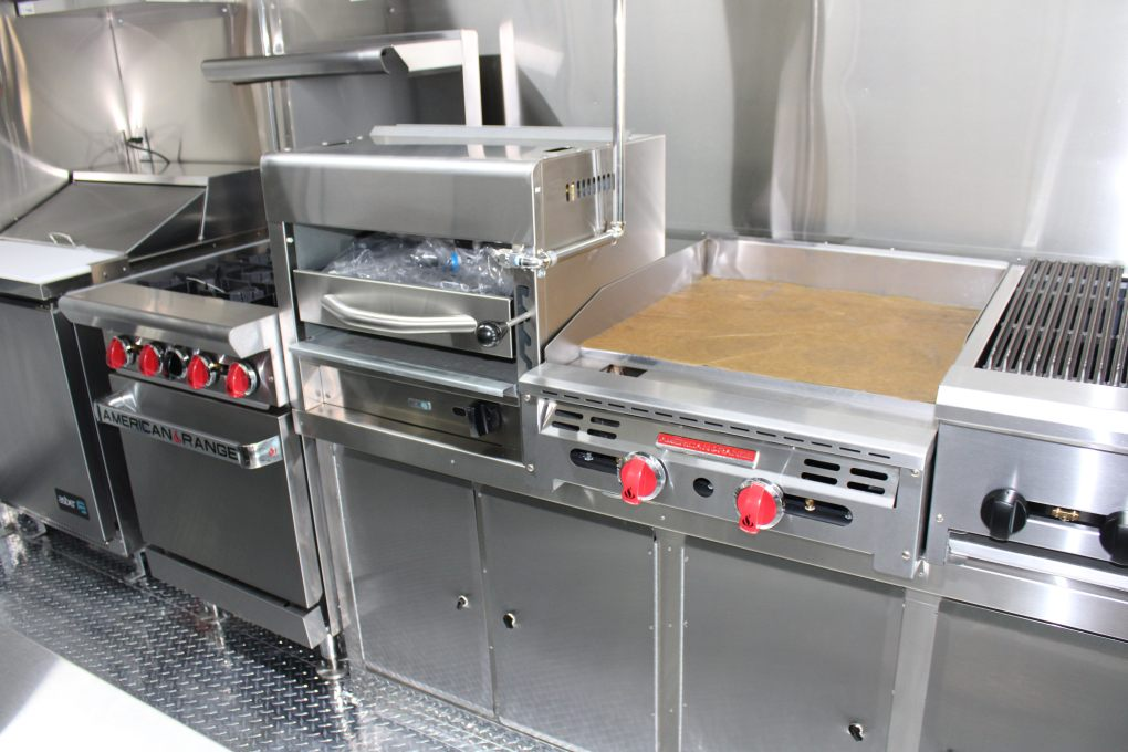 D&D Shack Food Truck