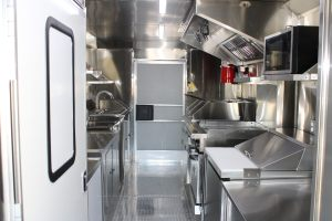 Erin's street food truck