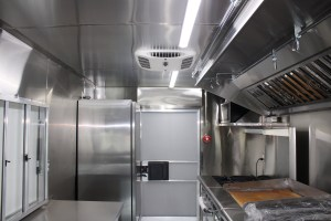 kitchen for foodtruck