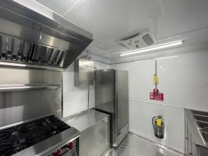 kitchen concession trailer