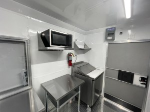incredible kitchen for trailer