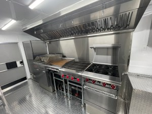 deluxe kitchen for mobile business