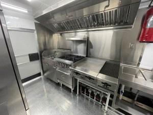 rebs bbq kitchen concession trailer