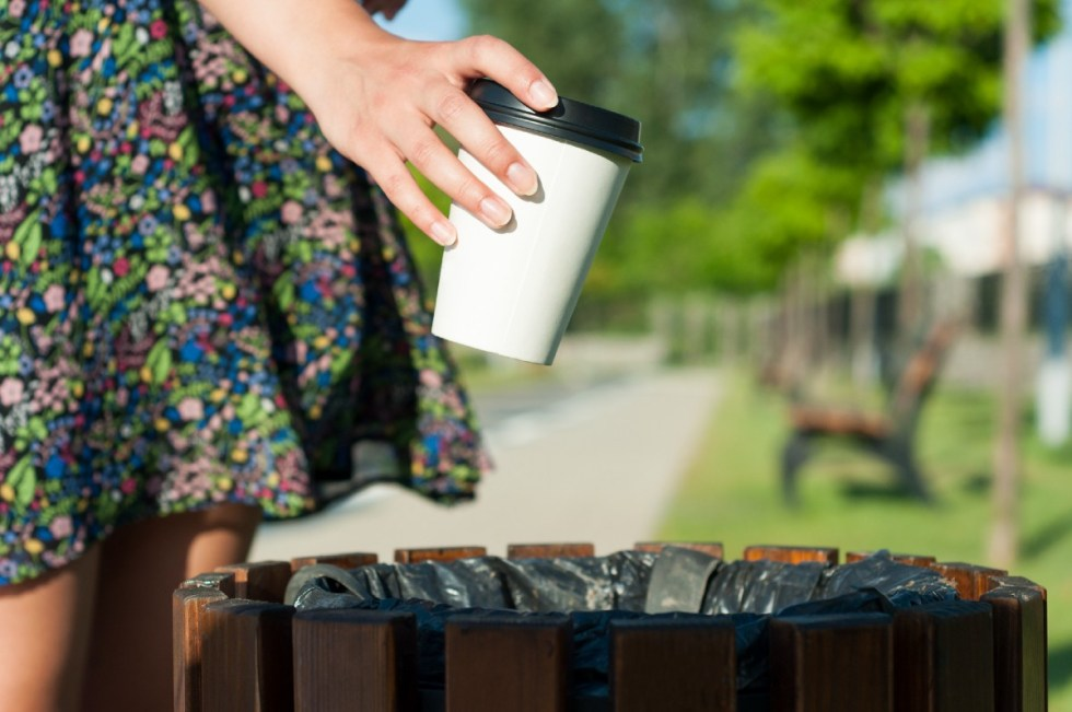 Many consumers believe takeout coffee cups to be readily recycled. In fact, only 0.25% currently are.
