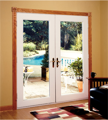 replacement french hinged patio doors
