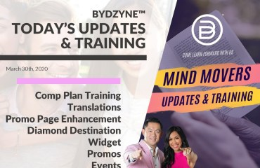 RECAP: Pt 3: The 3-6-9 System Ep. 18- Mind Movers Updates & Training