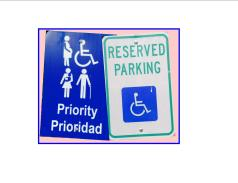 Priority and Reserved Parking