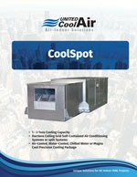 CoolSpot Brochure Cover