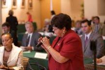 talking to legislatures