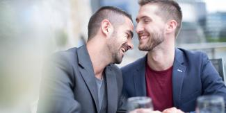 Gay men gallery