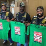 Letter Carriers Food Drive 2014