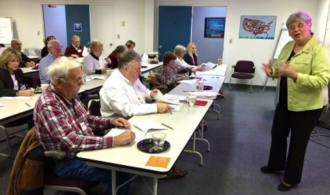 UFO meeting 11-12-14