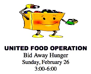 Bid Away Hunger