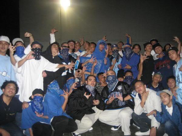 The asian boyz gang
