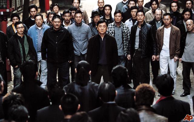 Asian gangs in san francisco