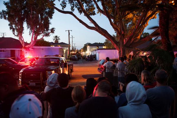 policestandoff