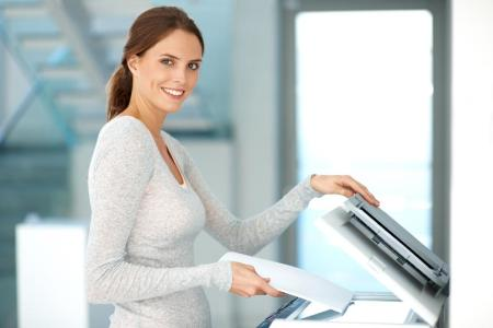 womanWithCopier