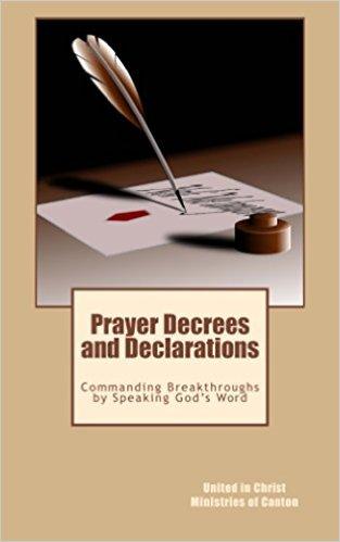 Prayer Decrees on Pleading the Blood of Jesus