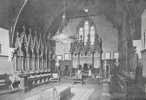 The Canterbury Temple circ 1900