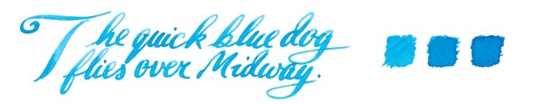 Midway Blue sample copy