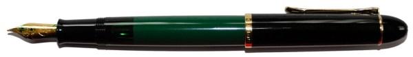 Pelikan M120 profile