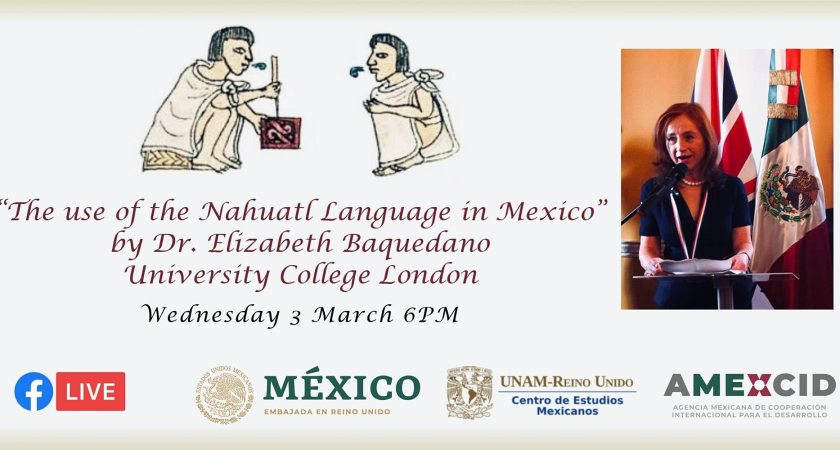 The Use of the Nahuatl Language in Mexico