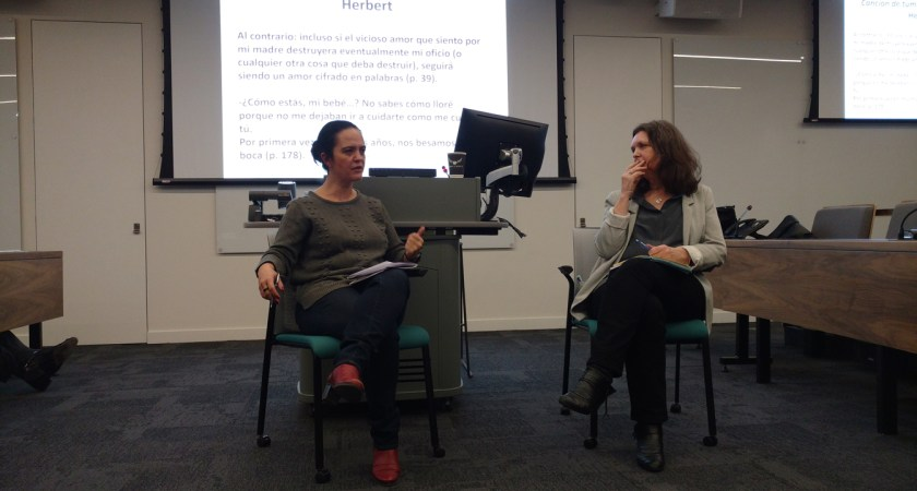 The Centre for Mexican Studies in the United Kingdom offered a series of academic events on Gender Studies