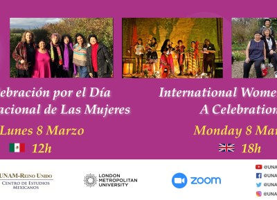 Celebrating International Women's Day with Las Juanas