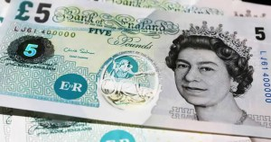 quick loans five pound note