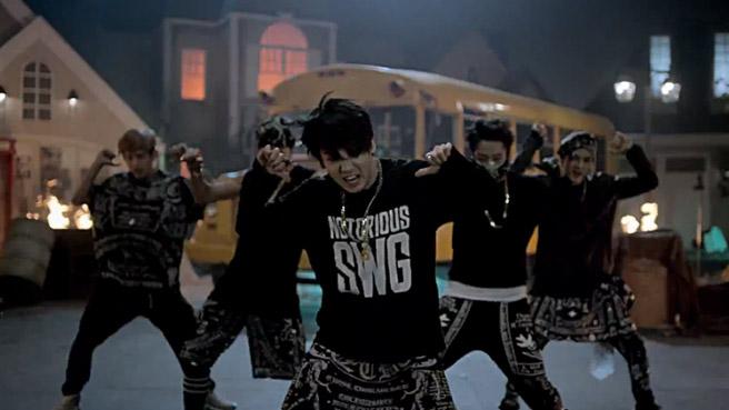 Bangtan Boys, No More Dream, MV, K-Pop, Rookie, 2013