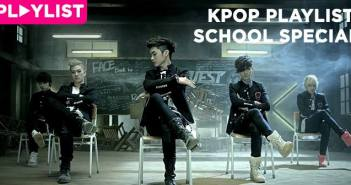 School, K-Pop, Playlist, NU'EST