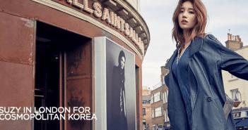 Miss A, Suzy, JYP Entertainment, London, Cosmopolitan