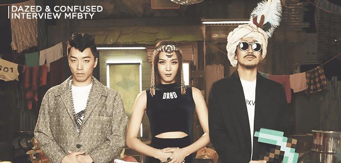 MFBTY, Yoon Mirae, Tiger JK, Bizzy, Dazed Digital, Dazed and Confused, Magazine, Interview