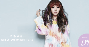 Girl's Day, Minah, I am a woman too, Solo, Outfit, Fashion, 2015