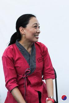 Photo: Judy Joo by UnitedKpop